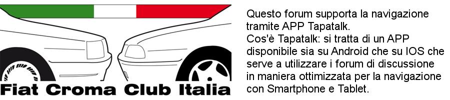 Il forum degli appassionati della gloriosa ammiraglia della Fiat